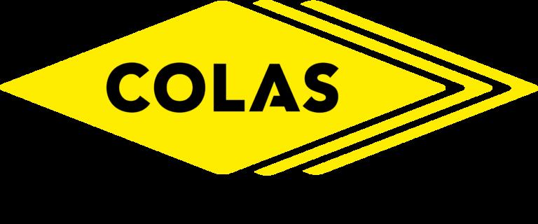 Colas Logo Vector